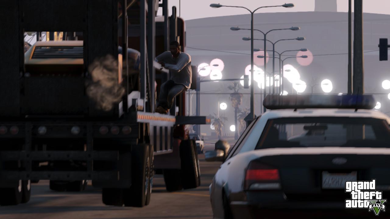GTA 5 misschien in de lente 2013