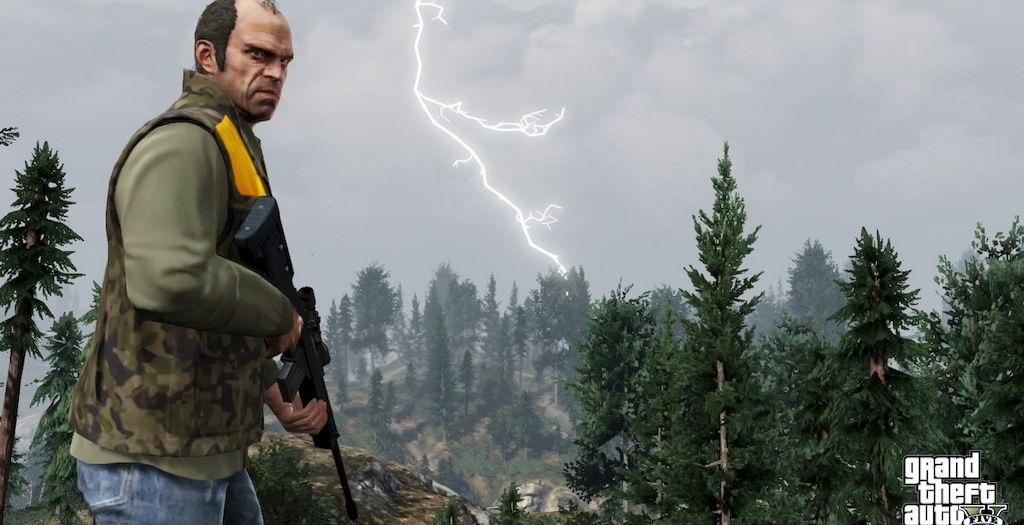GTA V Travelogue