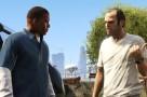GTA V karakters Trevor en Franklin