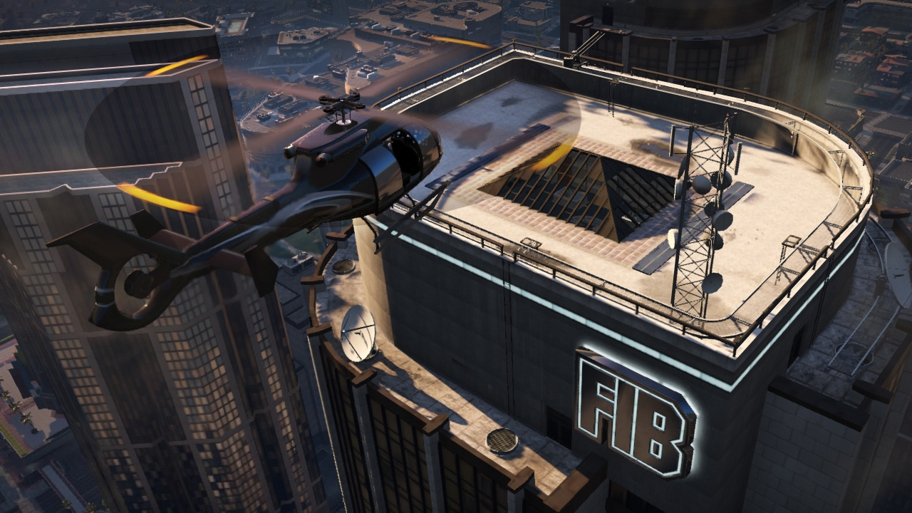 Grand Theft Auto Online Trailer vandaag 16:00!