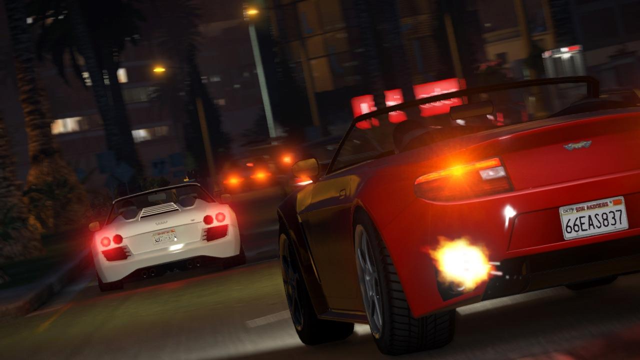 Preview: Luxe sportauto's in GTA 5