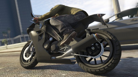 GTA V CarbonRS Sports Bike