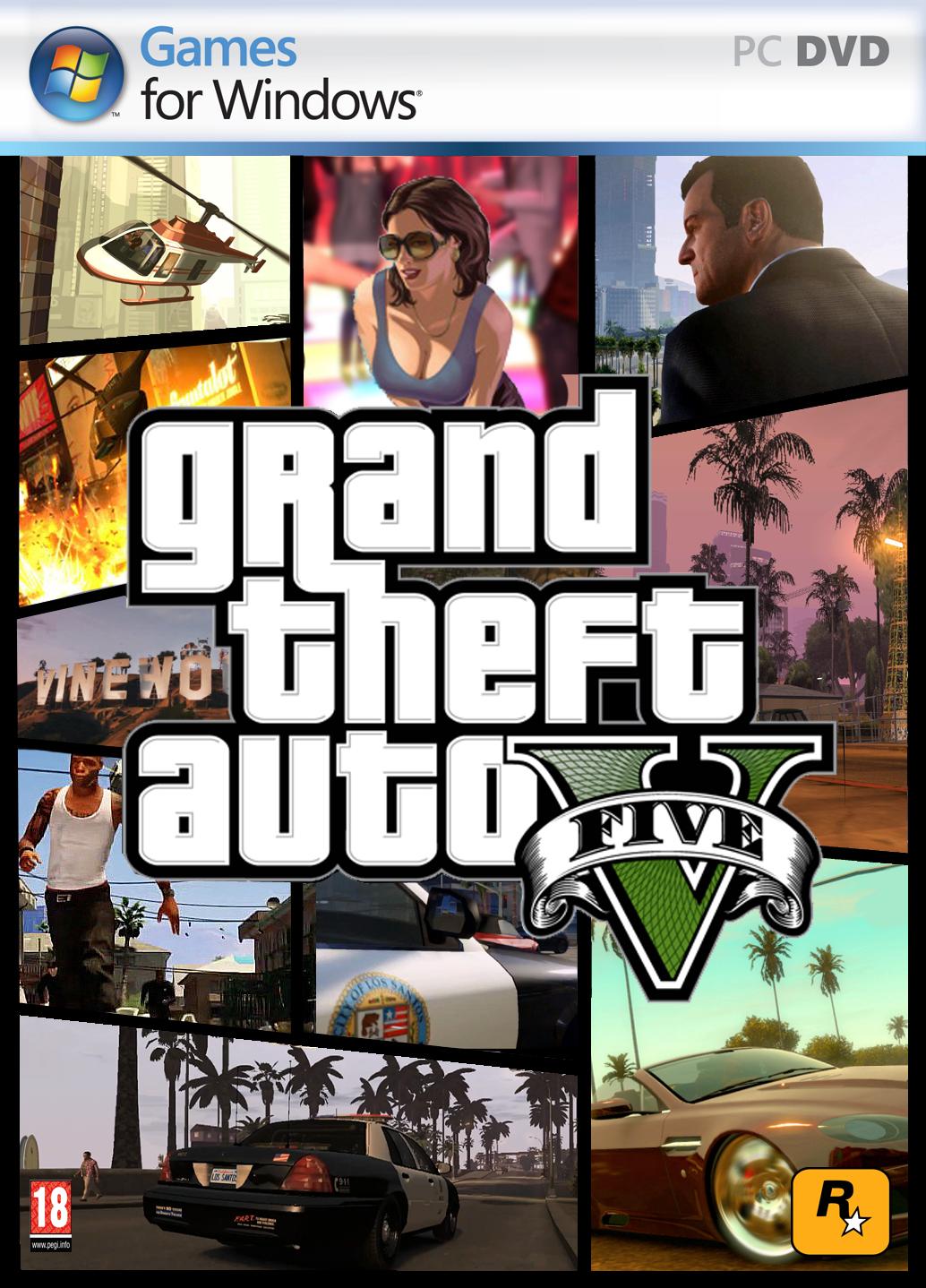 GTA 5 petitie voor PC-versie: al 300.000 keer ondertekend