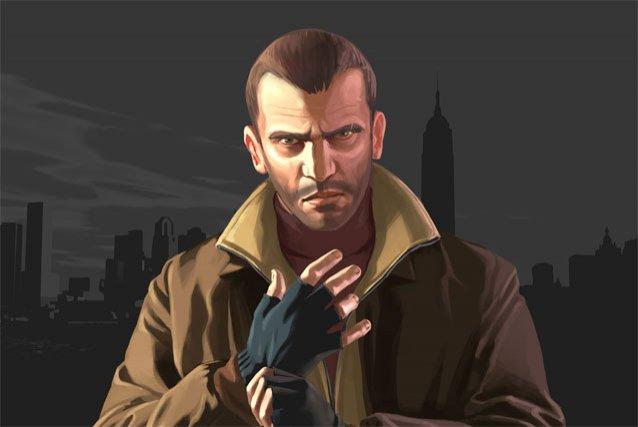 Wees Niko Bellic's zoon in Grand Theft Auto Online