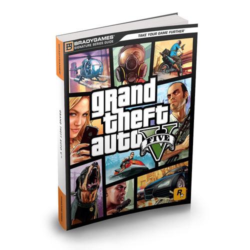 Welke GTA V guides (boeken) zijn er momenteel?