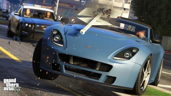 GTA V: Benefactor Surano