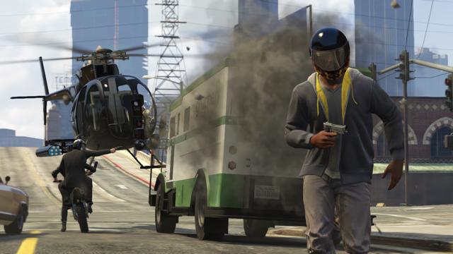 Problemen te verwachten bij lancering GTA Online 1 oktober