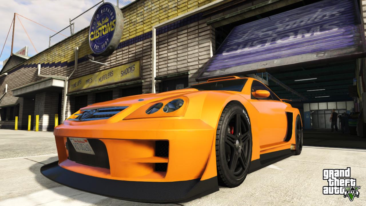 GTA V – Car Upgrades