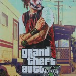 GTA 5 poster in high-res: poster 2