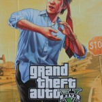 GTA 5 poster in high-res: poster 3