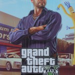 GTA 5 poster in high-res: poster 4
