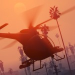 GTA 5: Screenshot 2 - Helikopter
