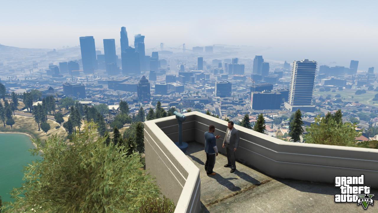 GTA V uitgelekt, gamer zet beelden online