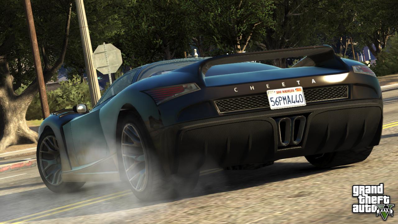 10 vette auto's in GTA 5