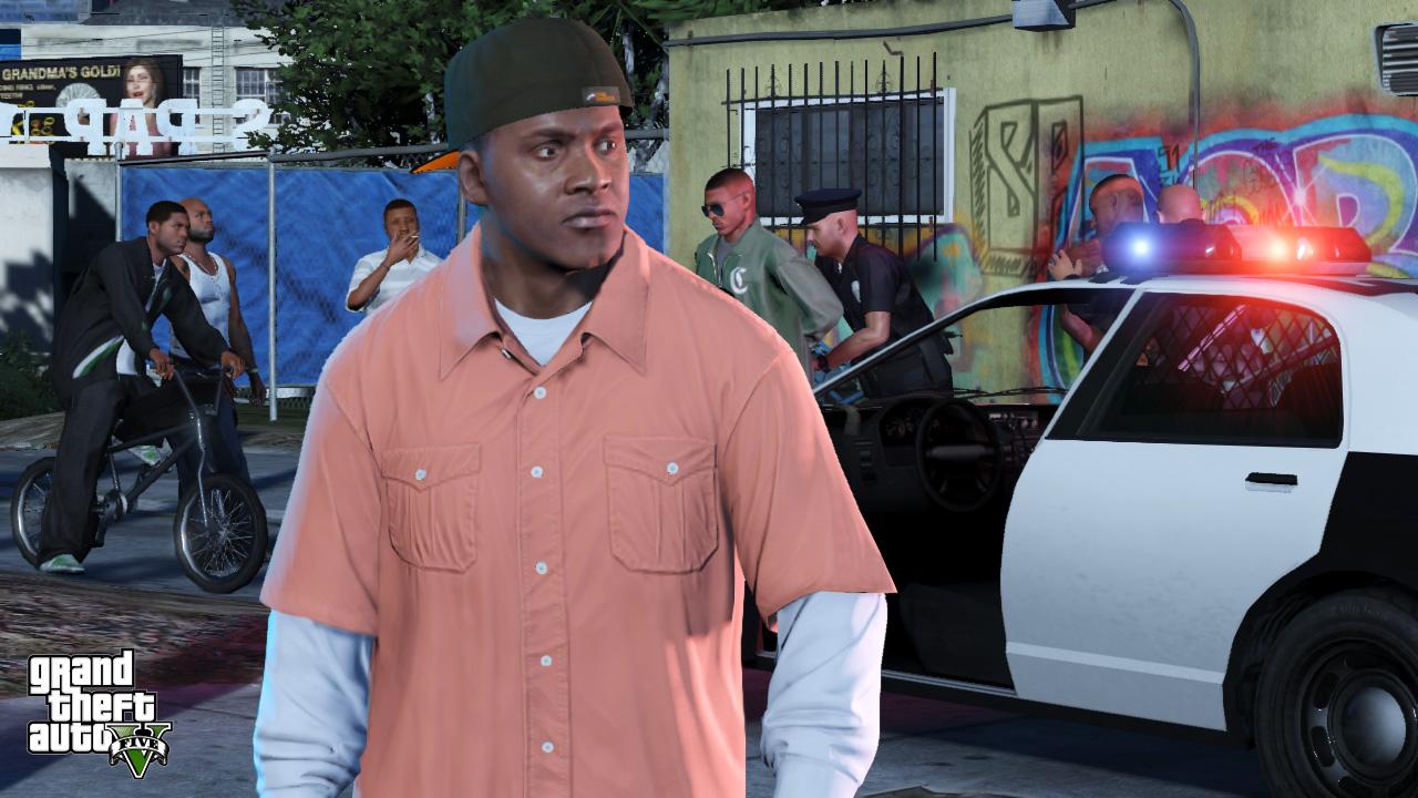 GTA V – Wanted Level
