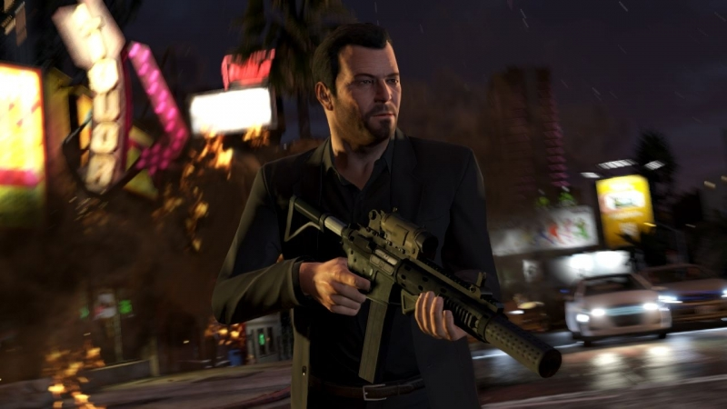 Voice-over GTA 5 door échte gangsters