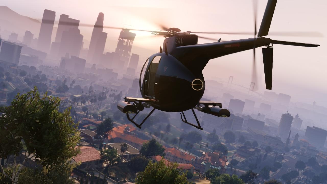 Nieuwe screenshots GTA 5