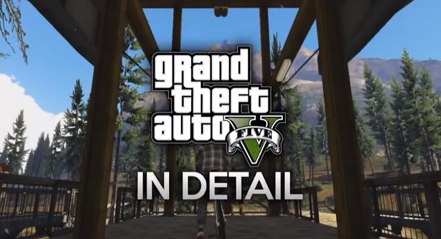 De kleine details in GTA V