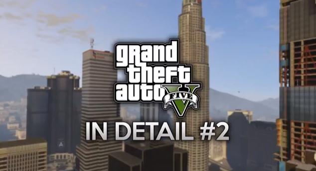 GTA V in details #2