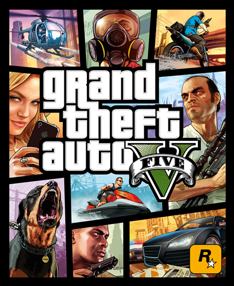 Update voor GTA V met fixs