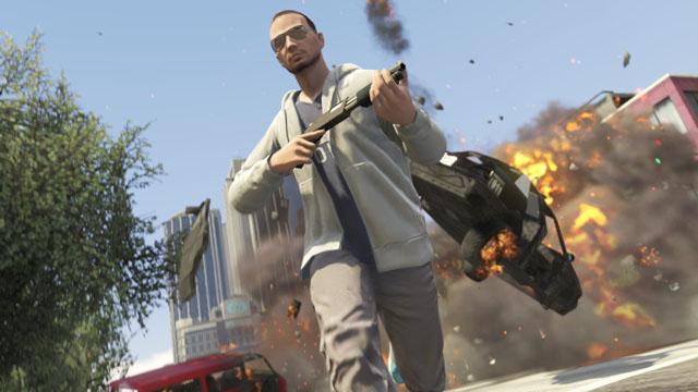 Een aantal details over GTA Online
