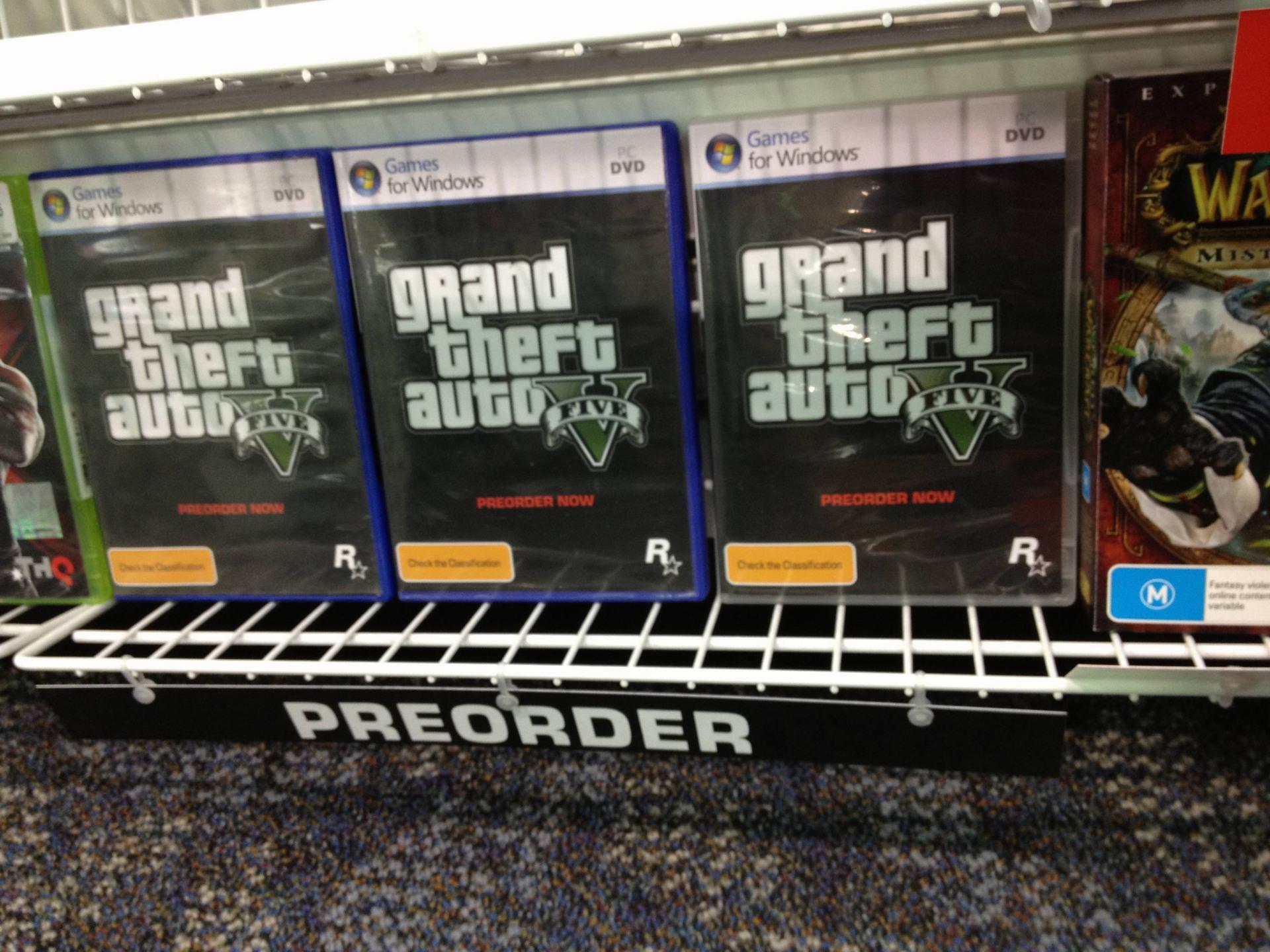 Begin 2014 komt GTA V naar de PC (gerucht)