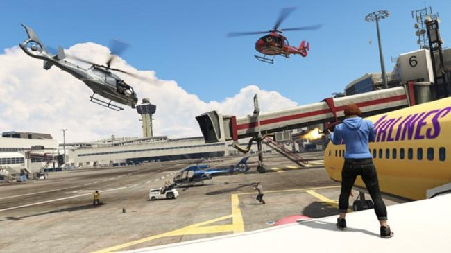Capture the Flag modus in GTA Online