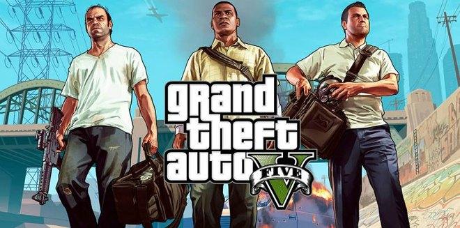 GTA V toch gewoon naar PS4 en Xbox One?