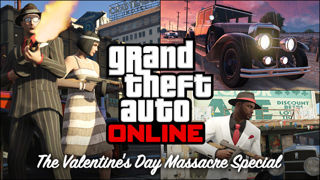 Valentines day massacre special een gratis update special voor valentijnsdag