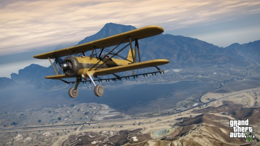 GTA V op PS4 neemt 50GB ruimte in beslag