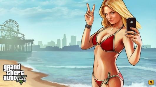 Lindsay Lohan stapt naar de rechter vanwege GTA V